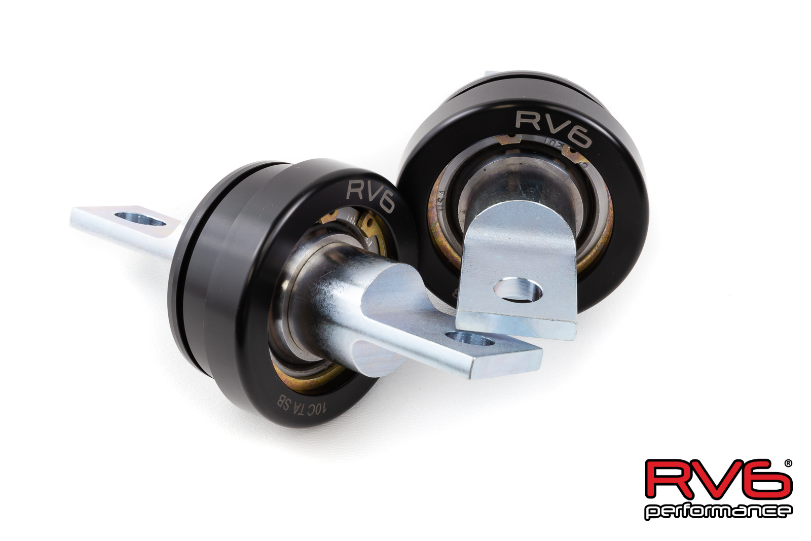 RV6™ FK8 Rear Trailing Arm Spherical Bushings