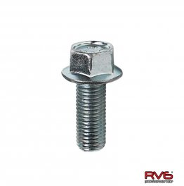 M10-1.25 X 20mm Flange Bolt