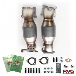 RV6™ GEN 2 HFPCs™(High Flow Precats) Kit for 08-12 Accord V6 (3.5L)
