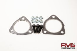 17+ Civic Type-R 2.0T FK8 Front Pipe Hardware Kit
