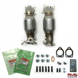 RV6™ GEN 2 HFPCs™ (High Flow Precats) Kit for 14+ MDX